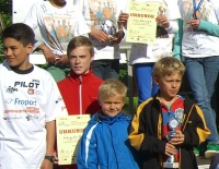 Jungen Sieger Team